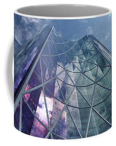 Image of Calgary Downtown In #canada - Mug