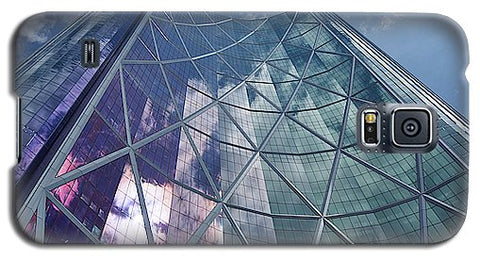 Calgary Downtown In #canada - Phone Case