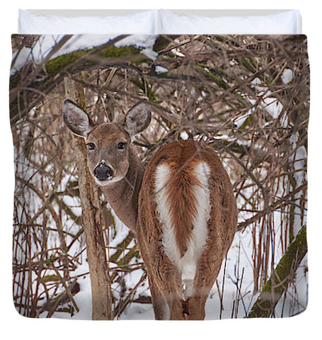 Chevreuil - Duvet Cover - King - Duvet Cover