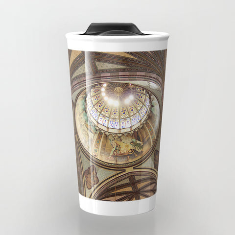 Travel Mugs - Church - Travel Mug