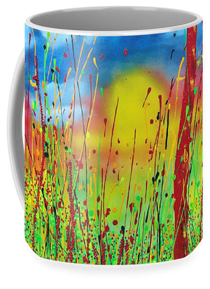 Coloration de mon monde - Mug