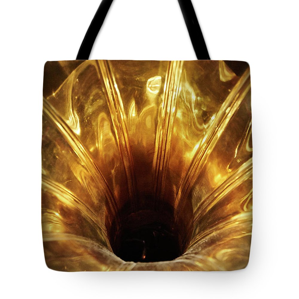 Disc Jokey - Tote Bag - 18 X 18 - Tote Bag
