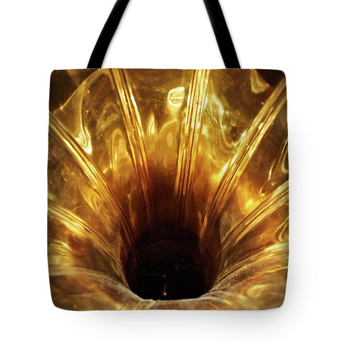 Image of Disc Jokey - Tote Bag - 18 X 18 - Tote Bag