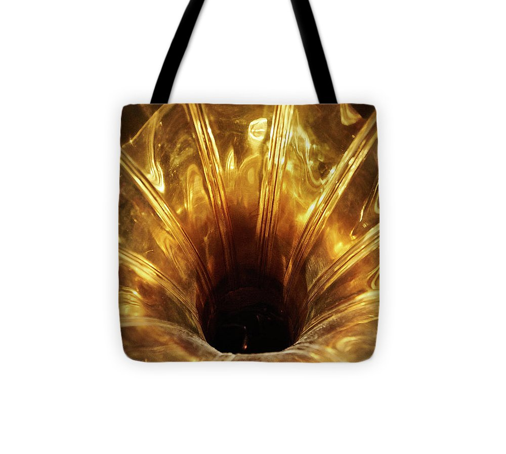 Disc Jokey - Tote Bag - 13 X 13 - Tote Bag