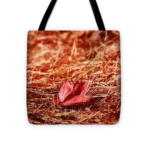 Image of Fall In #canada - Tote Bag - 16 X 16 - Tote Bag