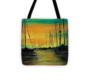 For Anchor Morninglight - Tote Bag