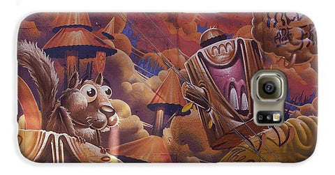 Image of Funny Graffiti In Montreal - Phone Case - Galaxy S6 Case - Phone Case