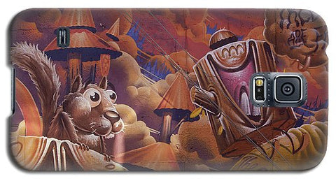 Image of Funny Graffiti In Montreal - Phone Case - Galaxy S5 Case - Phone Case