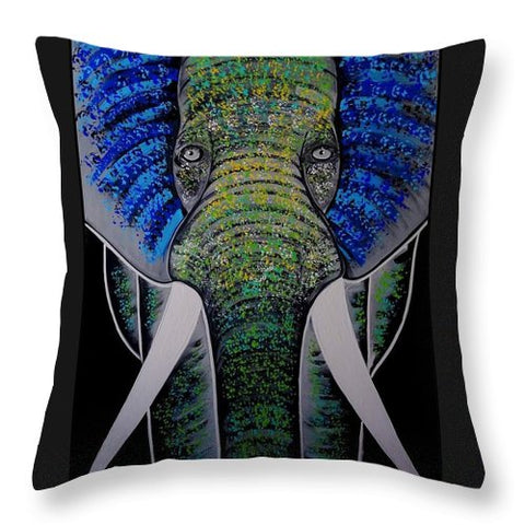 Ganesha - Throw Pillow