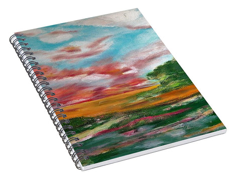 Image of God's Window - Spiral Notebook