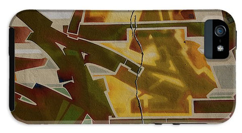 Image of Graffiti In Montreal - Phone Case - Iphone 5S Tough Case - Phone Case