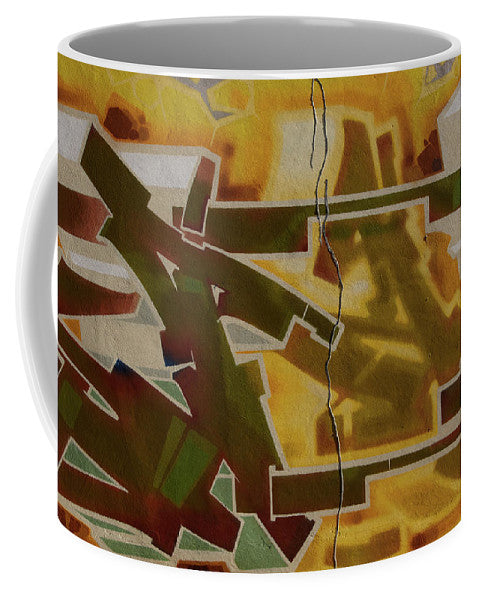 Graffiti In Montreal - Tasse - Petit (11 Oz.) - Mugs