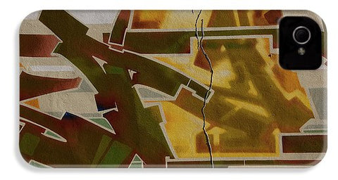 Image of Graffiti In Montreal - Phone Case - Iphone 4S Case - Phone Case