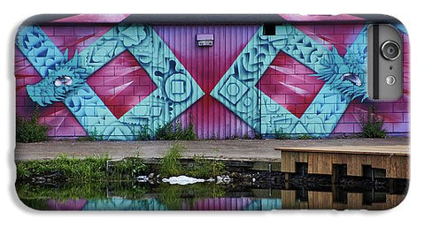 Image of Graffiti In #paris - Phone Case - Iphone 8 Plus Case - Phone Case