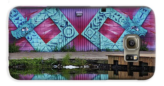 Graffiti In #paris - Phone Case - Galaxy S6 Case - Phone Case