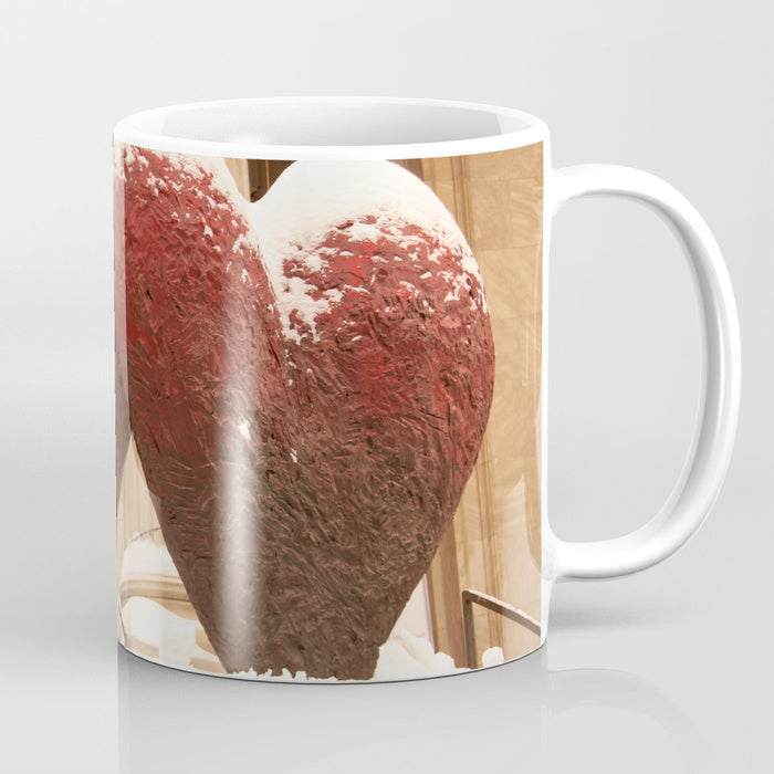 Mugs - Heart In The Snow - Mugs