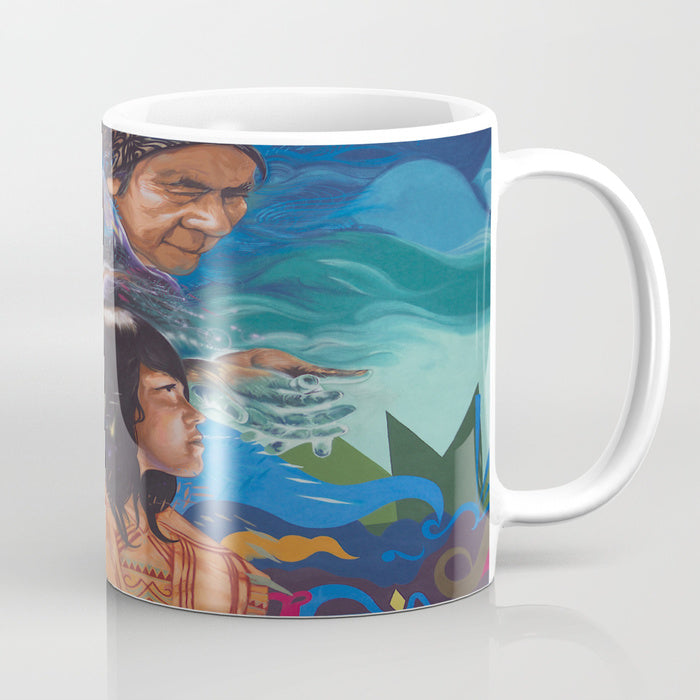 Mugs - Graffitis Indiens d'Amérique - Mugs