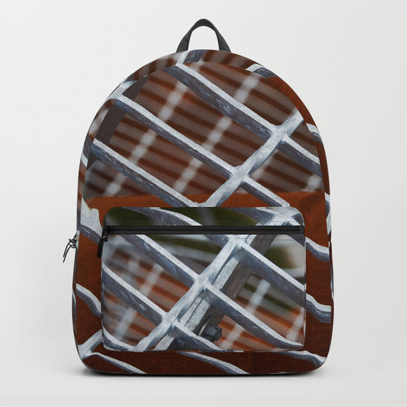 Backpack - Iron