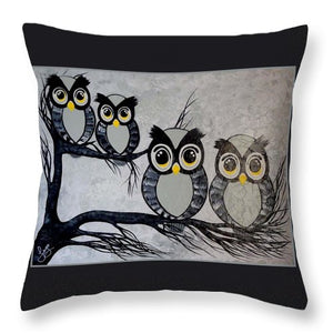 La Familia - Throw Pillow