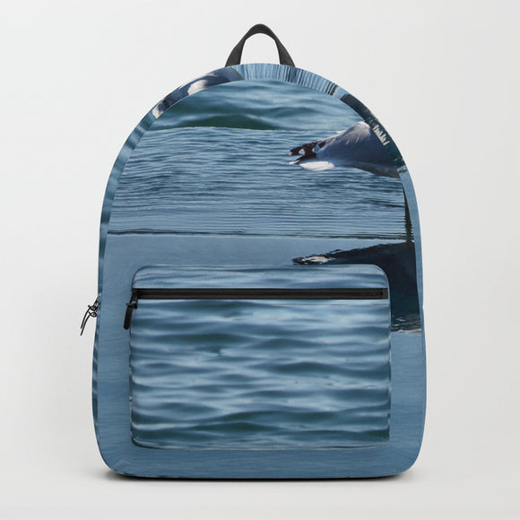 Backpack - La mouette