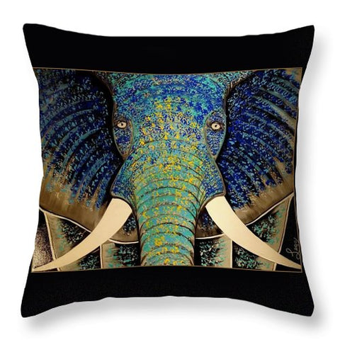 Namastee - Throw Pillow