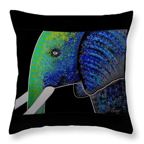 Ganesh - Throw Pillow