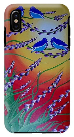 Image of Oiseaux Du Paradis - Phone Case
