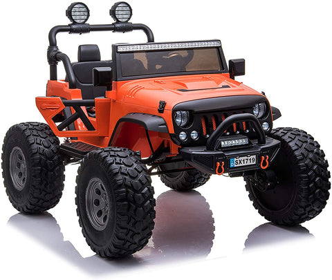 Image of Monster Jeep 2 seaters - Ride on cars for kids