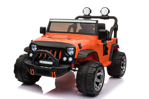 Jeep 2 seaters - Ride on cars for kids
