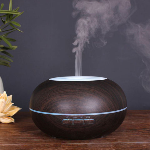 Image of air humidifier aroma diffuser