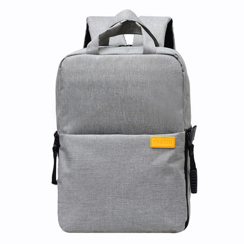 Image of Small Waterproof Dslr Camera Bag - Gray - Gadgets