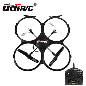 Rc Drone U818A Updated Version - Drone