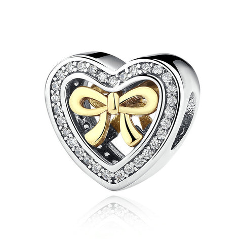 12 Style Original 925 Sterling Silver Heart - Pas300 - Jewelry