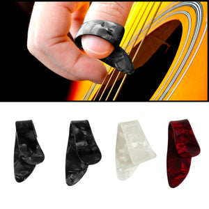 4Pcs/Set Practical Plastic Guitar Picks