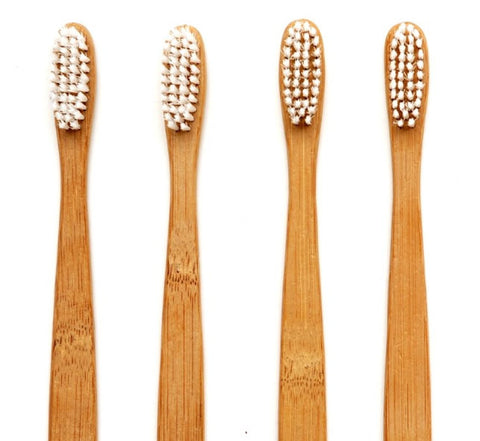 Organic Bamboo Toothbrush - Bamboo Products