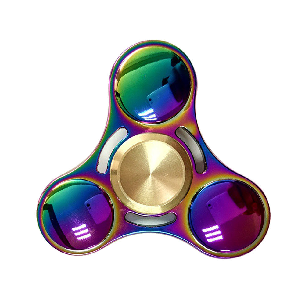 Spinner Metal Rainbow Colors - Gadgets