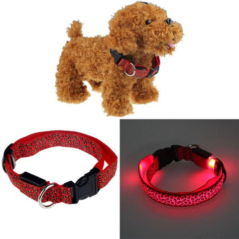 Image of Super Deal 2016 Pet Collar Puppy Choker Cat Necklace Xt - Red / S - Pet Products