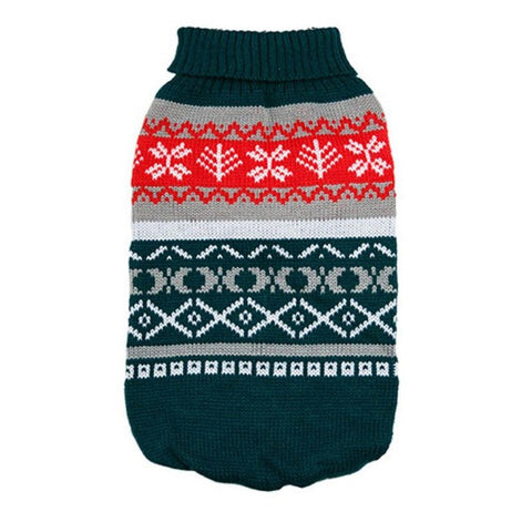 Image of Pet dog clothes for the winter