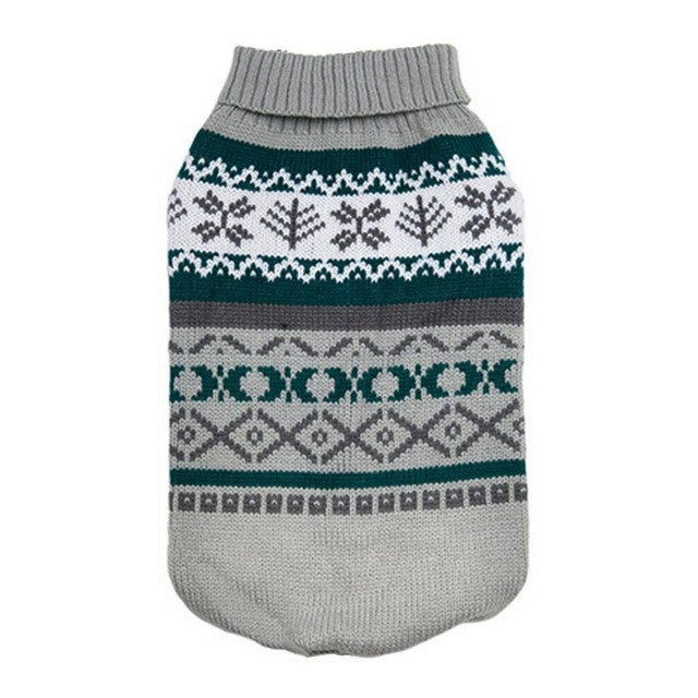 Pet Dog Clothes For The Winter - Gray / L - Pet Products
