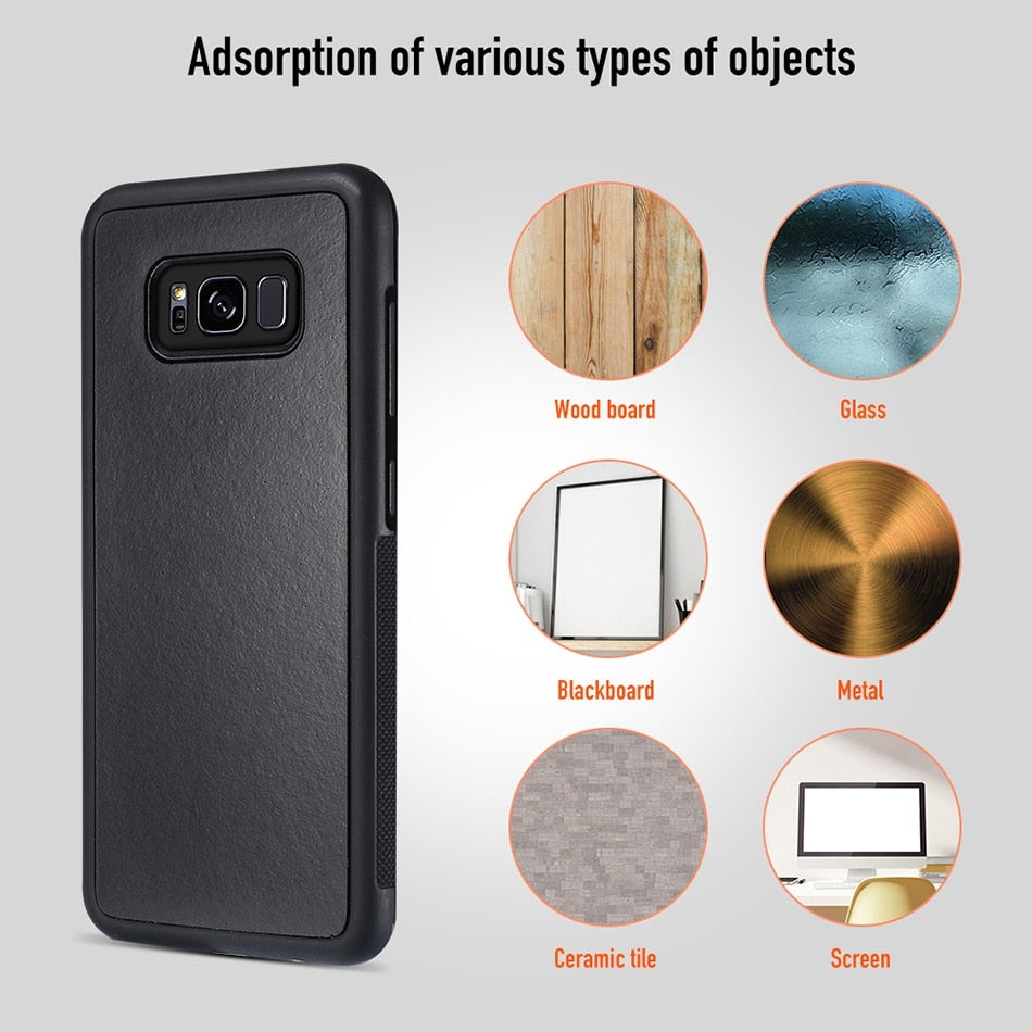 Anti Gravity Case For Iphone And Samsung - Cellphone