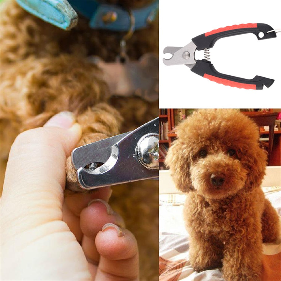 Dog Cat Nail Clippers - Pet Products