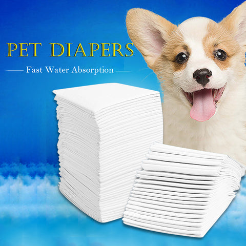 Image of Multi-Size Pet Diapers Super Absorbent - Pet Products