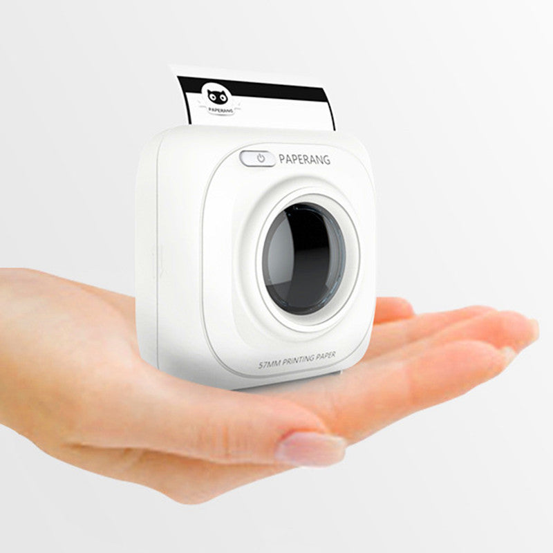 Mini imprimante photo en papier thermique - Gadgets