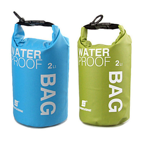 Image de la solution de stockage de sacs d'eau 2L Waterproof Portable - Gadgets