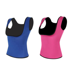 Neoprene Cami Vest Body Shaper - Fashionwomen
