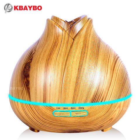 Image of 400Ml Aroma Essential Oil Diffuser - Gadgets