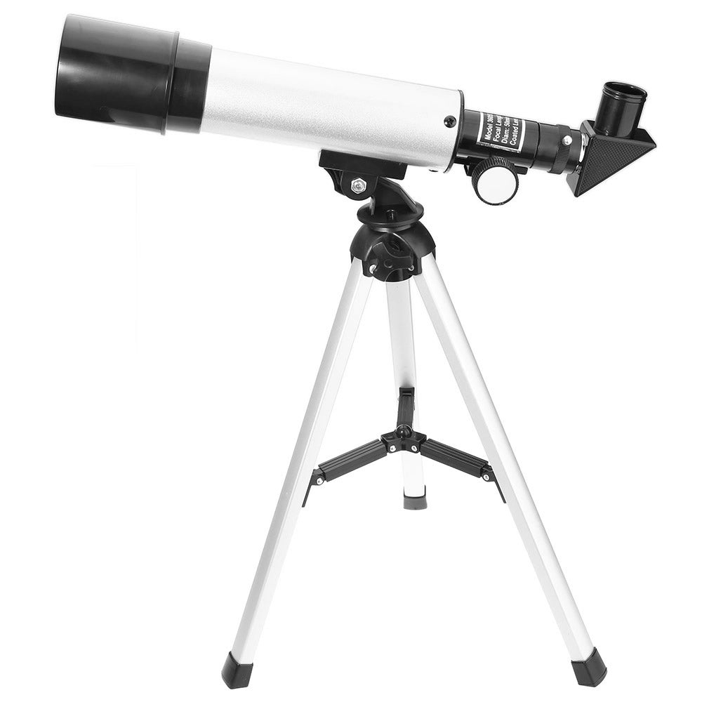 60X 18X 1.5X 90X 27X Astronomical Telescope Landscape Lens Single-Tube Telescope With 2 Eyepieces Tripod For Beginners 2017 - Gadgets