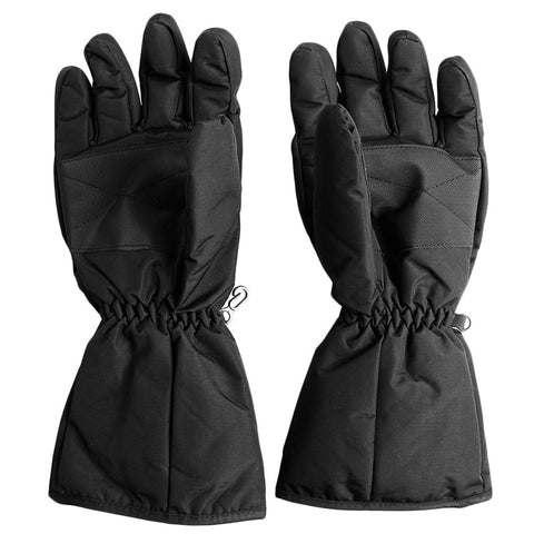 1 Pair Waterproof Heated Gloves Battery Powered - Gadgets