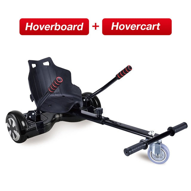 Iscooter Kart Hoverboard For 6.5 8 10 + Two Wheel Self Balancing Scooter - Light Green / Germany - Gadgets