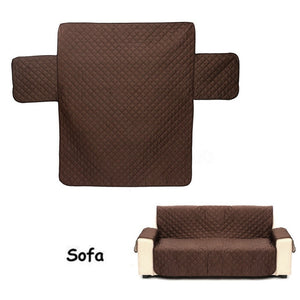Waterproof Quilted Sofa Covers for Pets